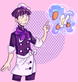 Patissier!Mob by Okami1997