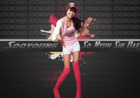 SNSD SOOYOUNG OH! WALLPAPER by ExoticGeneration21