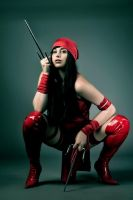 Elektra Cosplay 3 by Meagan-Marie