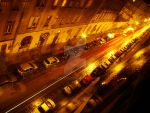 street at night - another way by donfoto
