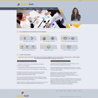 Submitsoft Home Page by TRIO-3