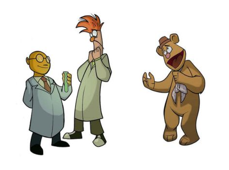 more muppets by enolianslave