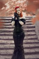 Red is Black [2] by Luin-Tinuviel