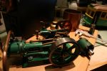 Horizontal stationary engines by Melbournesparks