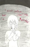 I must confess that... by MaiShark