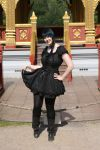 Gothic-Lolita street wear by Sayashi-Stock