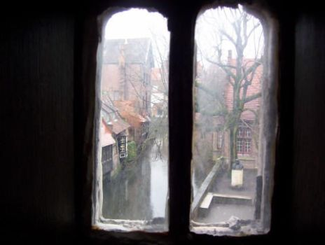 Gothic Window by Richucocobits