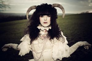 the sheep queen by yukidoll-photography