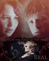 You love me. Real or not Real? by Lolonena