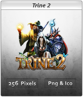 Trine 2 - Icon by Crussong