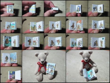 Teddy's Book by Maylar