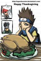 Konohamaru_Thanksgiving by hyperbooster