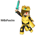 Minecraft Skin: NHBxPoochie by Perewinkle32