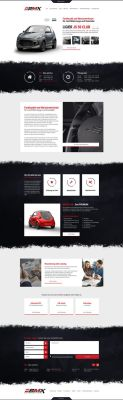 SMX - Bikes and More Webdesign by crYpeDesign