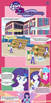 Equestria Girls: Bonds of Friendship Page 1 by DANMAKUMAN