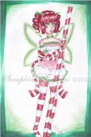 Lovely Miss Peppermint by SeraphimFeathers