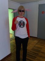 Elf Dave Strider cosplay - irony by Dead-Batter