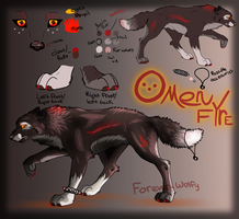 OmenFyre Contest entry by Forever-Wolfy