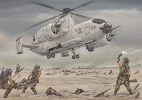 Extraction Point by jflaxman
