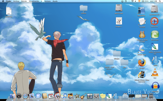 One of my 30 wallpapers xDD by Erina-chan