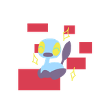 Shiny Porygon2 (color Palette Challenge) by gabby0004