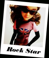 Rock Star ! by Dollart