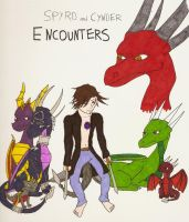 Encounters cover by Jonas-Sloth