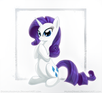 Rarity by DoodleSuovick