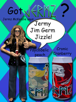 Got Jermz? by kingboomy