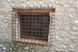 Medieval window to MONS village by A1Z2E3R