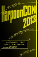 HarpoonCON 2013 Citylight by Niedziak