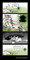 Okami - fun comic by Lulusama