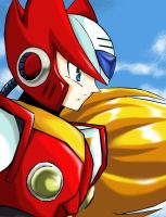 Rockman X: Red Demon Zero by KBladez
