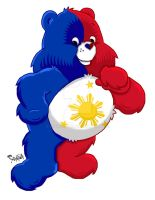 Care Bears Goes Patriotic by stephfaith