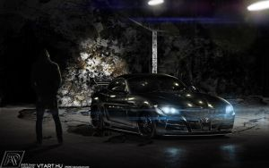 BMW Z4 BlackBeast by 7RON7