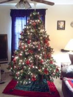 Christmas Tree by Spectra615