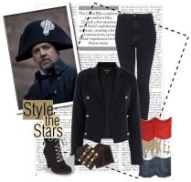Les Miserables Collection - Javert by JA-BohoQuirks