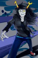 Vriska Serket by Shiric