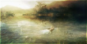Ophelia by Behana