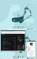 Desktop 2.0 by withoutmee