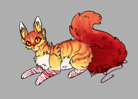 Flauschkin adopt ~OPEN~ by Bad-Agents-Adopts