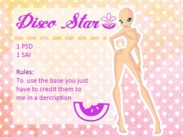 Disco Star Base by Dessindu43