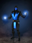 Sub-Zero (Blue Steel) by romero1718