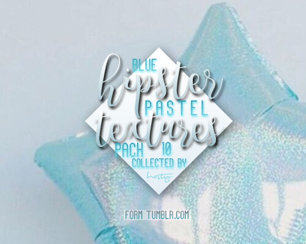 Hipster Pastel Blue Textures Pack By Hasty by hasssty