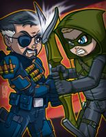 Slade-Ollie-3D by lordmesa