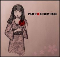 PRAY_FOR_EVERY_EACH by ArinaFoxy