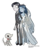 Corpse Bride by Emm456
