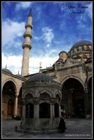 New Mosque Istanbul by Netsrotj