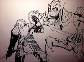 Lets fight by Dwarfish-beer