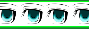 Step-by-Step Eye Coloring by xMistyfeatherx